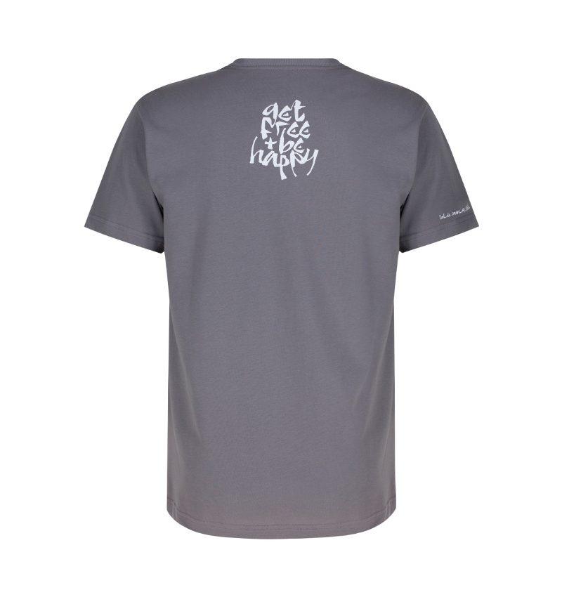 Lokah Samastah Sukhino Bhavantu, Ashtanga yoga, organic cotton t-shirt